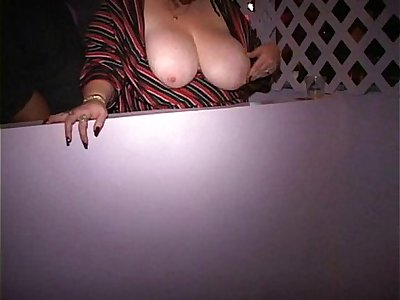 BBW sits on MILF face Takes titshot Eats cum My longest edit