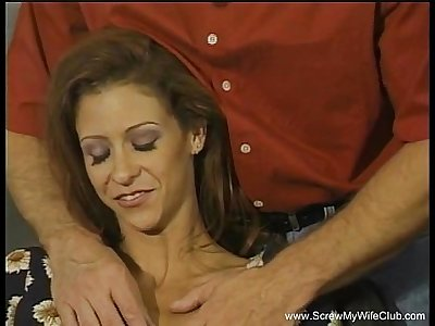 MILF Fucks Husband's Friend